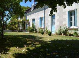 House Les souvenirs du patio 2, Orbigny (рядом с городом Les Bucherons)