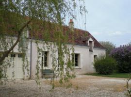 House Les bourdeaux 2, Verneuil-sur-Indre (рядом с городом Saint-Flovier)
