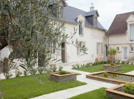 House Les douces heures 2, Betz-le-Château (рядом с городом Varennes)