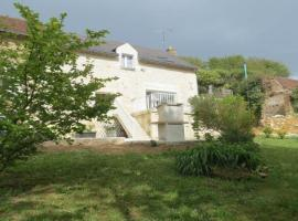 House Gîte des sévaudières 2, Avon-les-Roches (Near Crissay-sur-Manse)