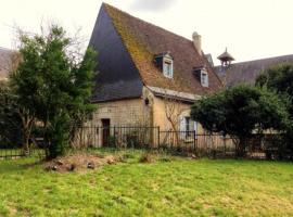House La grange du vieux logis 2, Люин (рядом с городом Фондет)