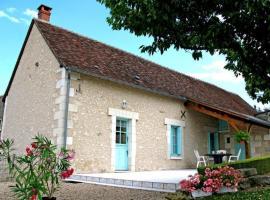 House Gîte de la pilaudière 2, Betz-le-Château (рядом с городом Les Courtinais)