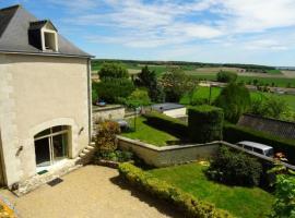 House Gîte de la rochebourdeau 2, Crissay-sur-Manse (рядом с городом Crouzilles)