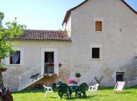 House La cour aux moines 1, Jaulnay (рядом с городом Saint-Gervais-les-Trois-Clochers)
