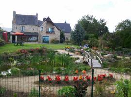 Le Chêne Pichard, Quévert (рядом с городом Aucaleuc)