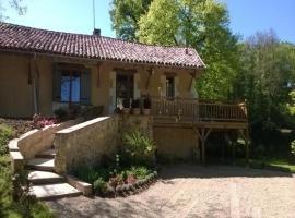 House Gîte le saumont 2, Labastide-d'Armagnac
