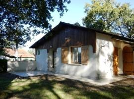 House Le pressoir d'artigues 2, Souprosse (рядом с городом Toulouzette)