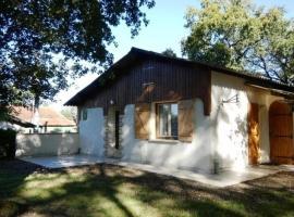 House Le pressoir d'artigues 2, Souprosse (рядом с городом Montaut)