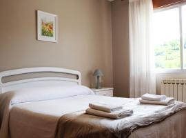 Hotel La Terraza de Picos, Ortiguero (La Molina yakınında)