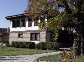 Djudjeva Kyshta Hotel, Panagyurishte