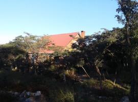 Pazororo Cottage, Juliasdale