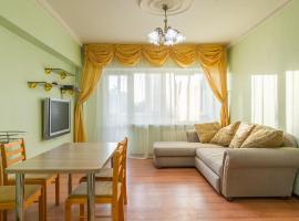 Уютные 2-комнатные апартаменты на Кубанской