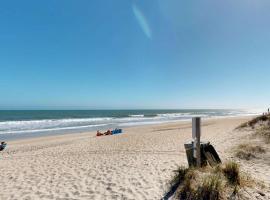 Oasis at Oceanview, Kure Beach (in de buurt van Carolina Beach)