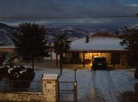 Guest house in Campania, Sassano (Sala Consilina yakınında)