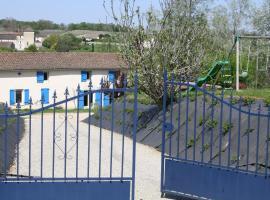 Gite le Laurentin, Saint-Laurent-du-Plan (рядом с городом Saint-André-du-Bois)