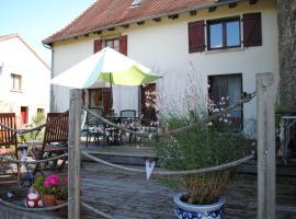 La Petite Maison, Le Puy, Pagéas (рядом с городом Bord)