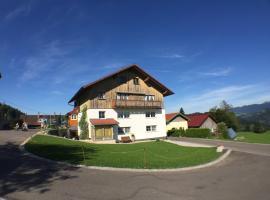 Ferienhof Prinz, Oberreute (U blizini grada 'Weiler-Simmerberg')