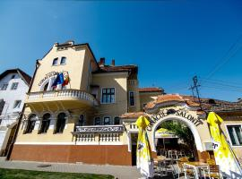 Hotel Conacul Salonti