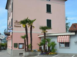 Hotel Federale Starna, Balerna (Castel San Pietro yakınında)