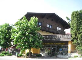 Haus am Dorfplatz, Uttendorf