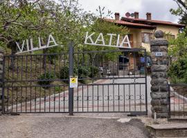 Villa Katia, Consuma