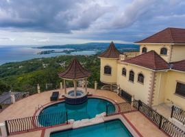 Clarridge View Guesthouse, Montego Bay (Trafalgar yakınında)