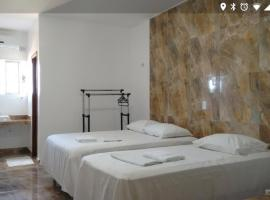 Hotel União, Açu