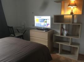 Chambre dans une villa, Beaupuy (рядом с городом Montastruc-la-Conseillère)