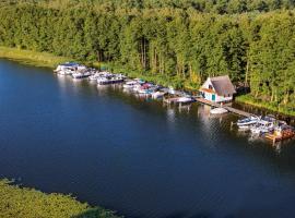 Kuhnle-Tours Minimarina Mirow, Granzow (Mirow yakınında)