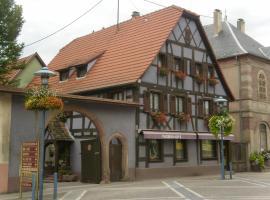 Gites Petermann, Marckolsheim (рядом с городом Elsenheim)