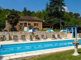 Maison De Vacances - Blanquefort-Sur-Briolance 1, Saint-Cernin-de-l'Herm (рядом с городом Lavaur)