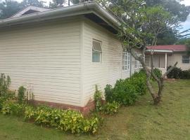 Trinity Fellowship Guest House, Maseno (Near Siaya)