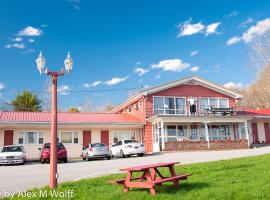 Spring Fountain Motel, Bucksport