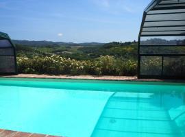 Relax Sulla Collina, Monteriggioni (Macialla yakınında)