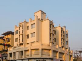 OYO 13089 Hotel Gold Crest, Нави Мумбаи (рядом с городом Diva)