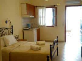 Archipelagos hotel, Koufonisia
