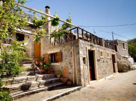 Monastiraki Traditional Guest House, Monastirákion (рядом с городом Пахия Аммос)