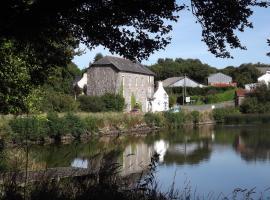 Beffou Watermill / Moulin de Beffou, Les Avrégan (рядом с городом Guerlesquin)