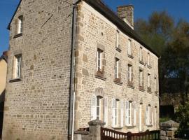 Le Bourg, Vindefontaine