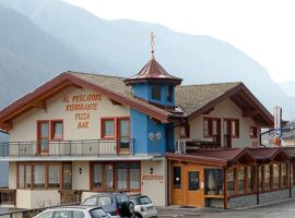 Residence Al Pescatore, Bordiana (San Giacomo di Caldes yakınında)