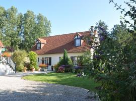 Cottage des Hautes Fontaines, Crémarest (рядом с городом Belle-et-Houllefort)