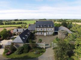 Le Rumain, Hengoat (рядом с городом Pommerit-Jaudy)