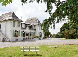 Le Chateau de Neuville, Neuville-Saint-Amand (рядом с городом Ribemont)