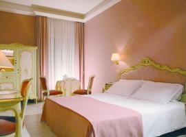 ホテル ロムルス, ローマ