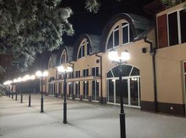 Venec Hotel, Debar (Regiooni Dibër County lähedal)