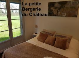 Holiday home du Chateau des Lumieres