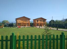 Kastor Chalets, Ampelokipoi (рядом с городом Vlásti)