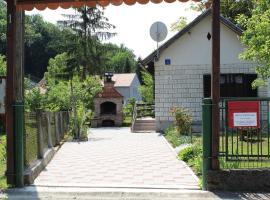 Hižica Kanceljak, Tuheljske Toplice (рядом с городом Mala Erpenja)