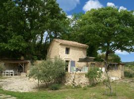 Lebregoux, Malemort-du-Comtat (рядом с городом Blauvac)