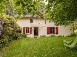 Holiday Home Domino, Champsac (рядом с городом Oradour-sur-Vayres)